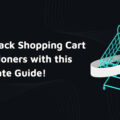 shopping cart abandonment in online shops