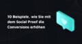Social Proof in ecommerce online shops