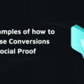 increase conversion with social proof
