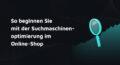 suchmaschine optimierung online shop
