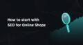 search engine optimisation online shop