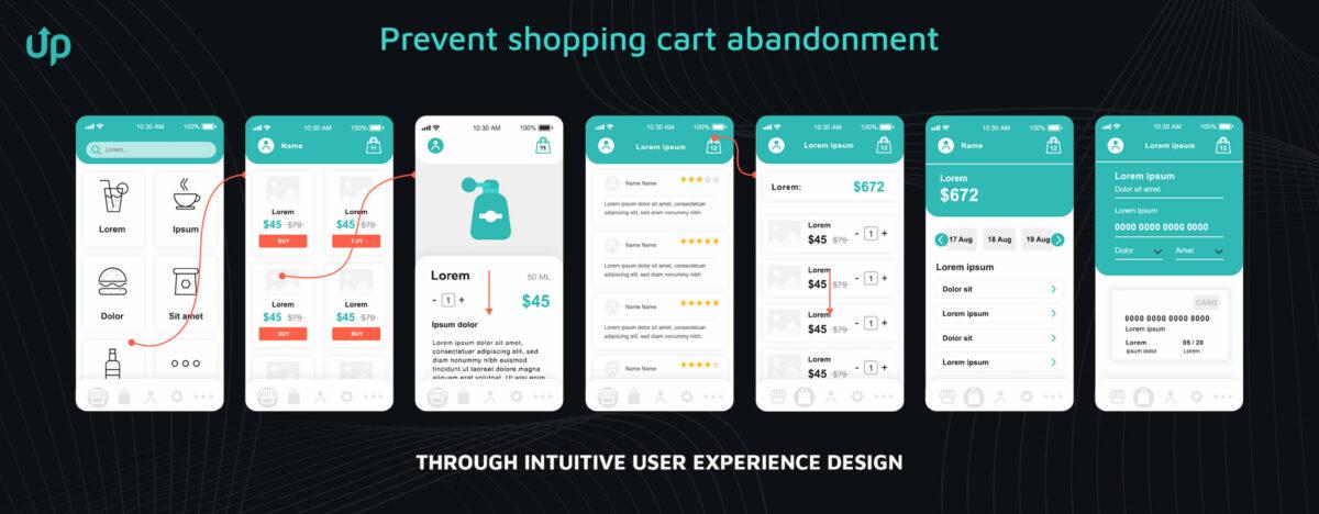 reduce shopping cart abandoners