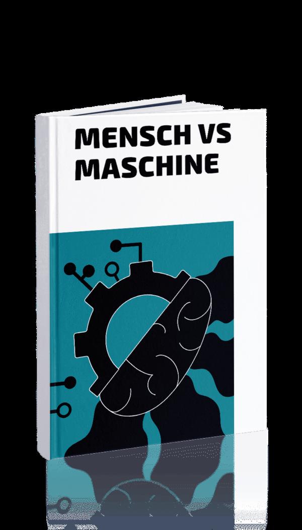 Mensch vs. Maschine_DE Cover