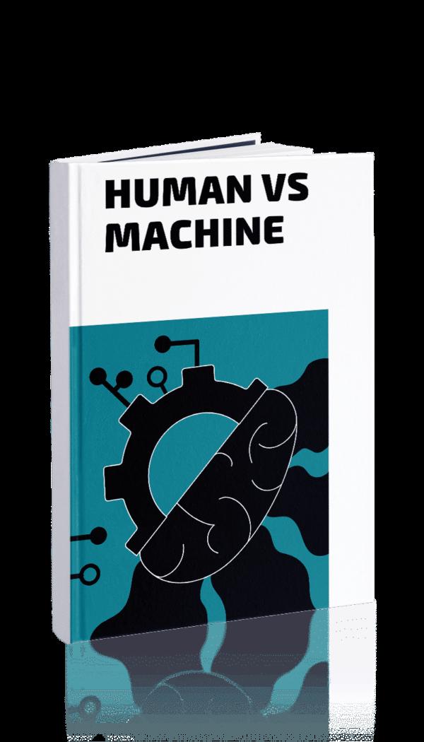 Mensch vs. Maschine_EN Cover